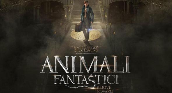 Download Animali Fantastici E Dove Trovarli 2016 iTALiAN ...